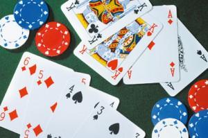 Игра в покер это