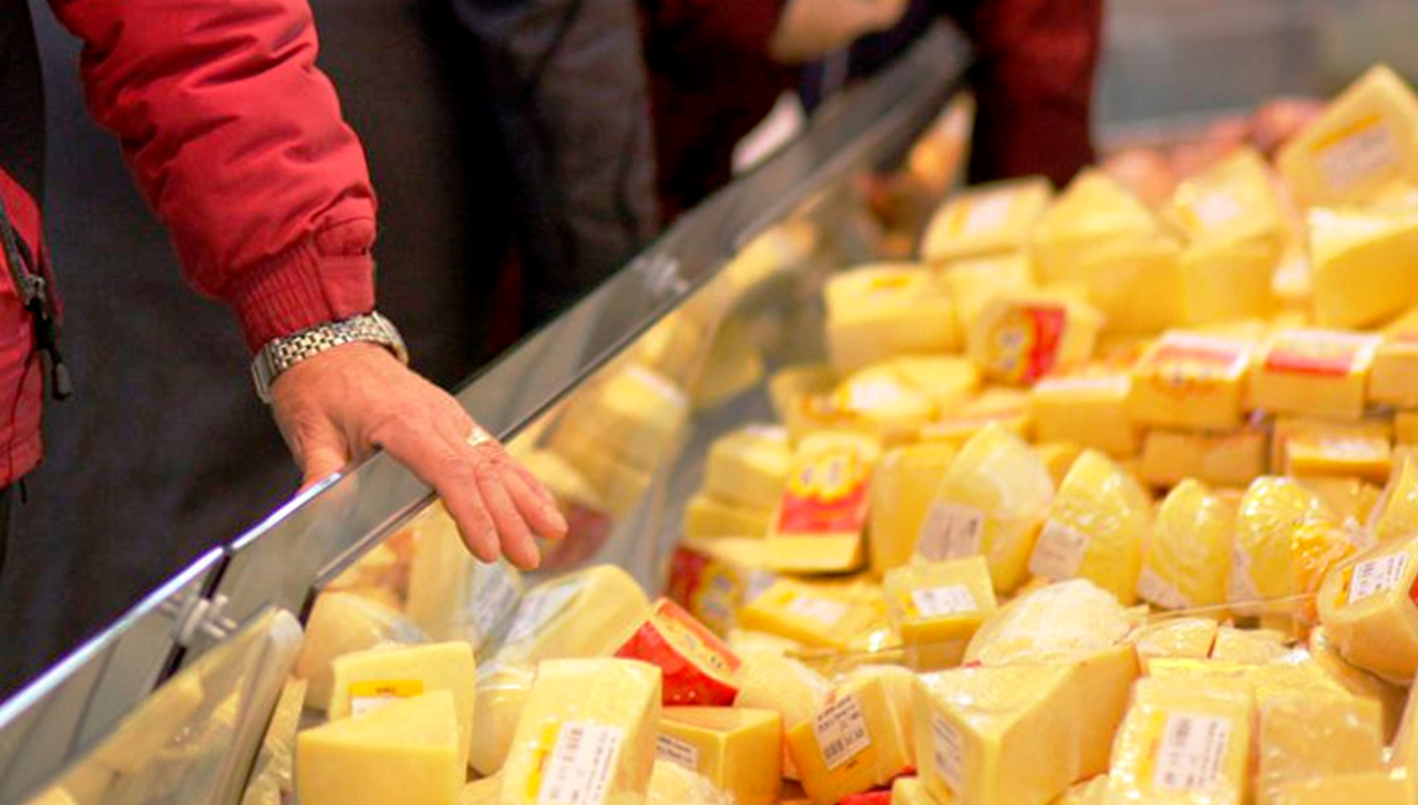 продажа сыра
