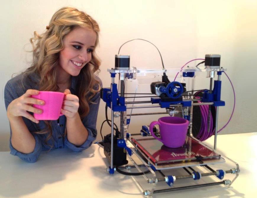 производство на 3Д принтере