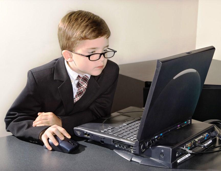 Как заработать детям 12 лет в интернете