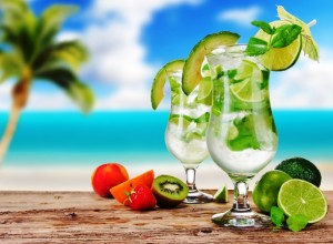 напитки на море
