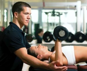 fitness-trener