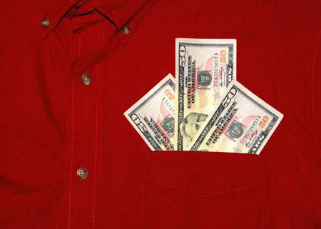 Деньги из воздуха