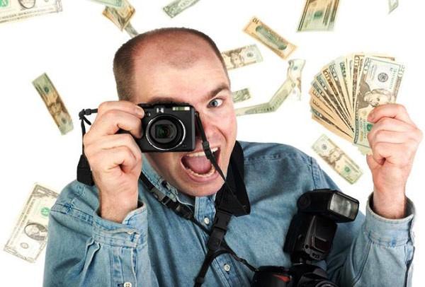 нет, можно ли сейчас заработать на фотостоках пристально следил