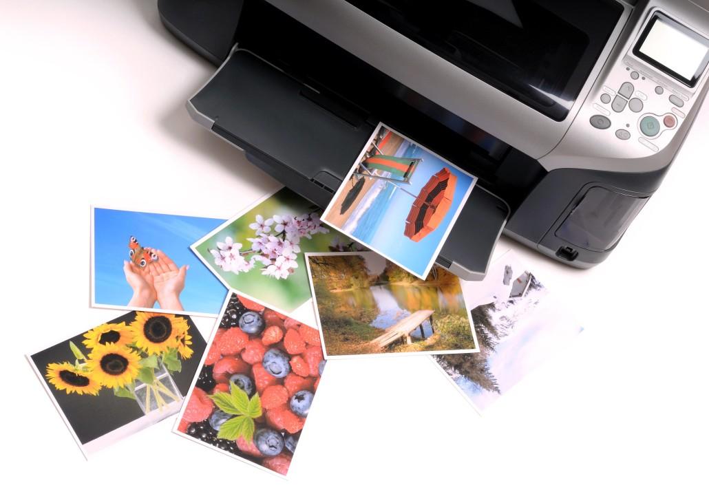на каком принтере сделать долговечную фотографию какую-нибудь смесь