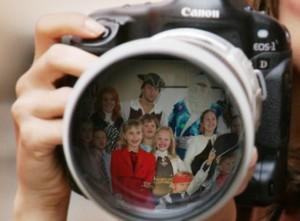 фотограф на праздник