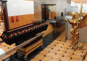 крематорий помещение